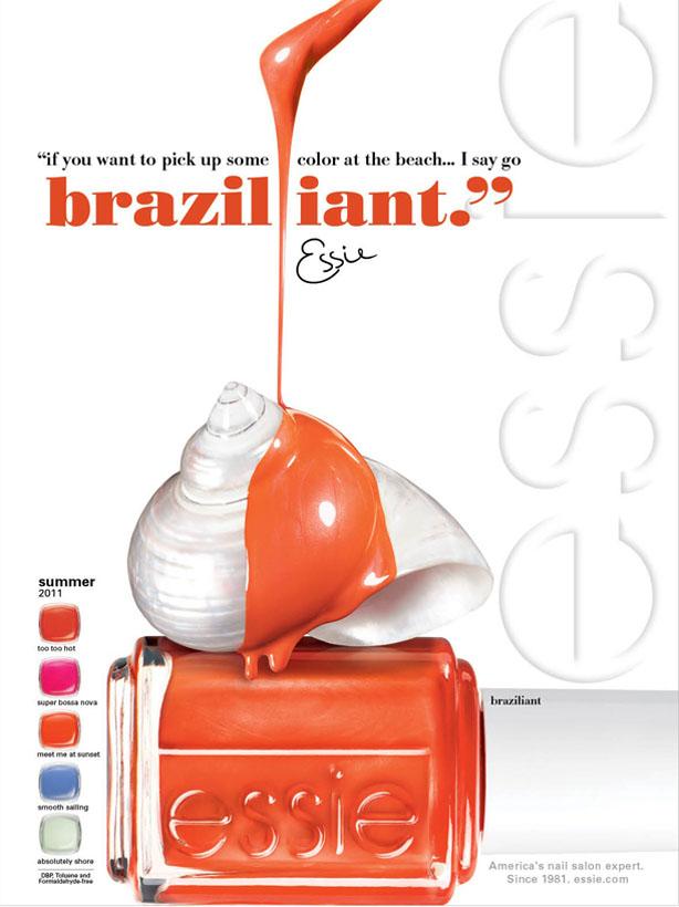 Essie Ad 2013