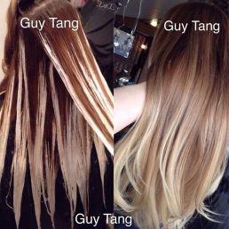 Blonde DIY